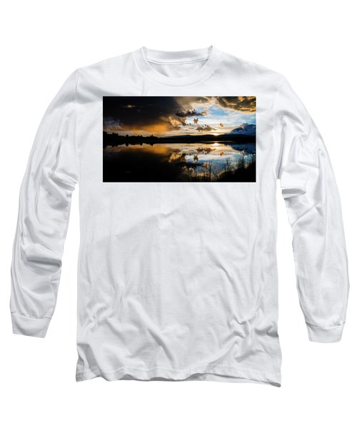 Remains Untrusted Long Sleeve T-Shirt