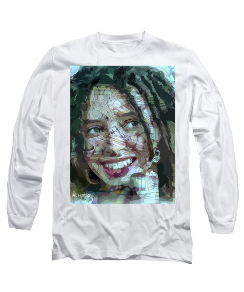 Remember Me Long Sleeve T-Shirt by Moustafa Al Hatter