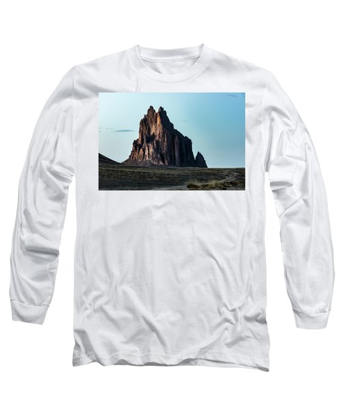 Remote Yet Imposing Long Sleeve T-Shirt by Jon Glaser