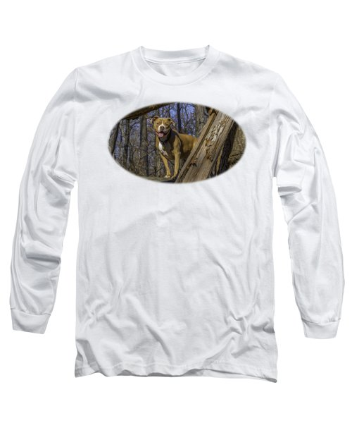 Remy In Tree Oil Paint For Shirts Mainly Long Sleeve T-Shirt