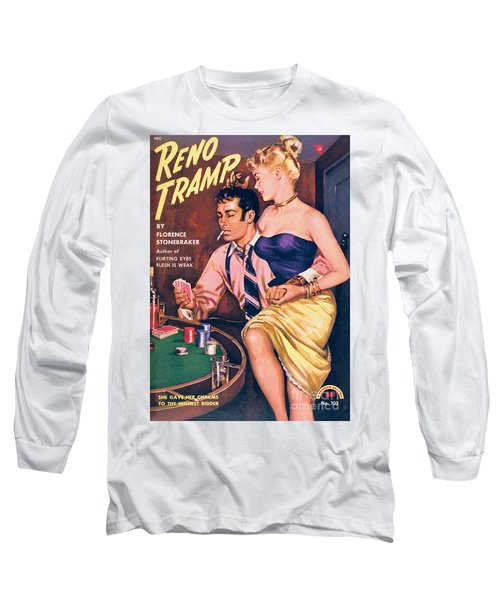 Reno Tramp Long Sleeve T-Shirt by George Gross