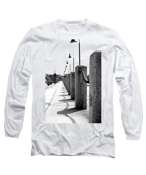 Repetition Long Sleeve T-Shirt by Greg Fortier