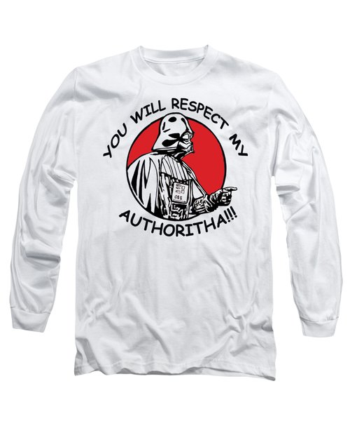 Respect My Long Sleeve T-Shirt