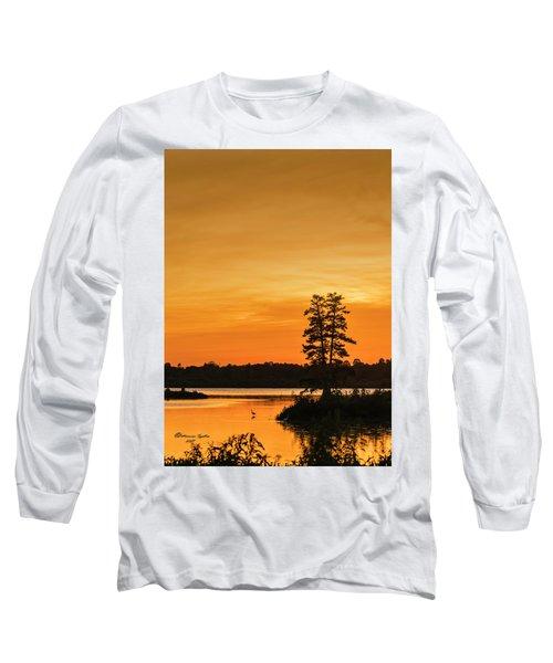 Restful Night Long Sleeve T-Shirt