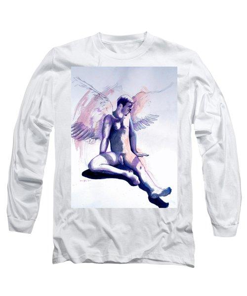 Resting Angel Long Sleeve T-Shirt