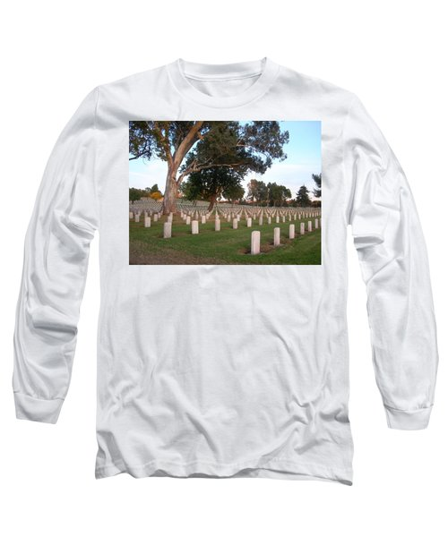 Resting In Peace Long Sleeve T-Shirt