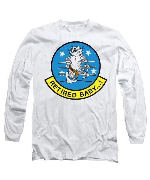 Retired Baby - Tomcat Long Sleeve T-Shirt