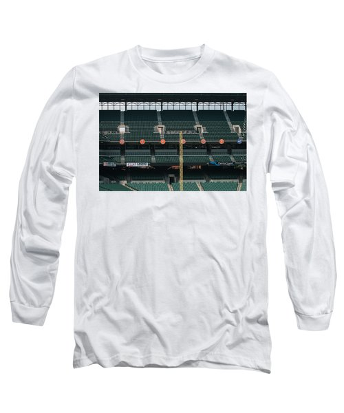Retired Numbers Of The Orioles Greatest Ever Long Sleeve T-Shirt