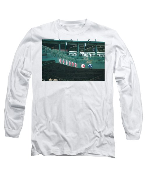 Retired Numbers Long Sleeve T-Shirt