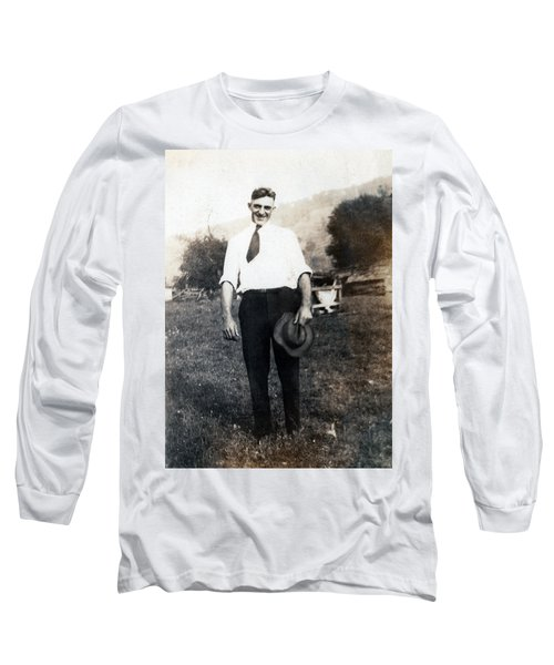 Retro Photo 01 Long Sleeve T-Shirt