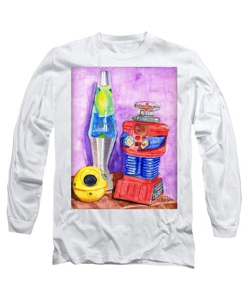 Retro Toys Long Sleeve T-Shirt