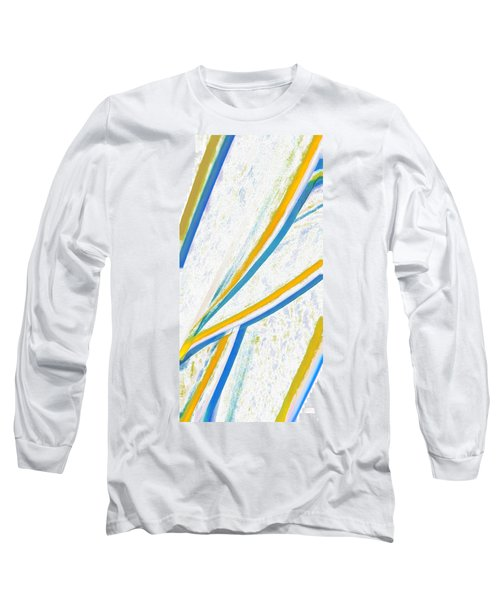 Rhapsody In Leaves No 1 Long Sleeve T-Shirt
