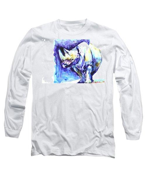 Rhi-no You D'n't Long Sleeve T-Shirt