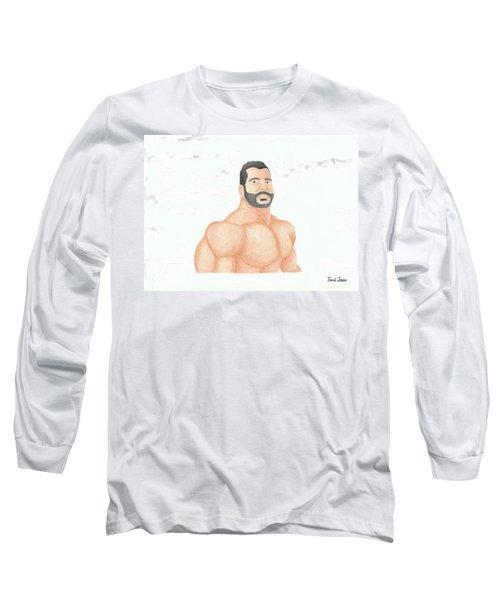 Rich Piana Long Sleeve T-Shirt