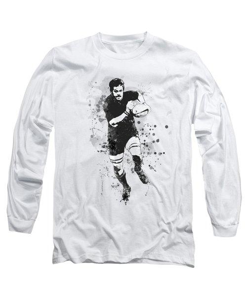 Richie Mccaw Long Sleeve T-Shirt