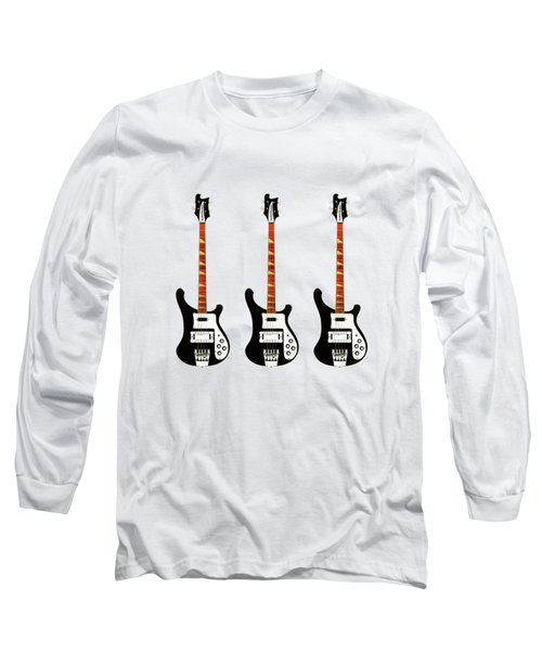 Rickenbacker 4001 1979 Long Sleeve T-Shirt