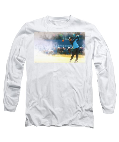 Rickie Fowler  Long Sleeve T-Shirt
