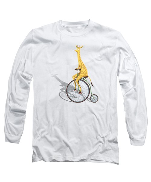 Ride My Bike Long Sleeve T-Shirt