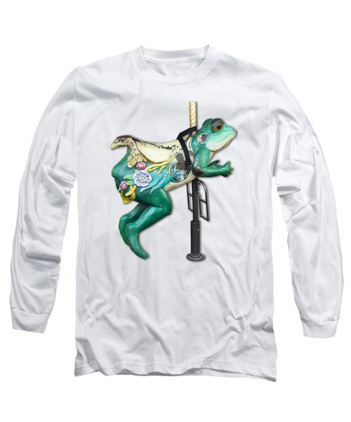 Ride The Frog Long Sleeve T-Shirt