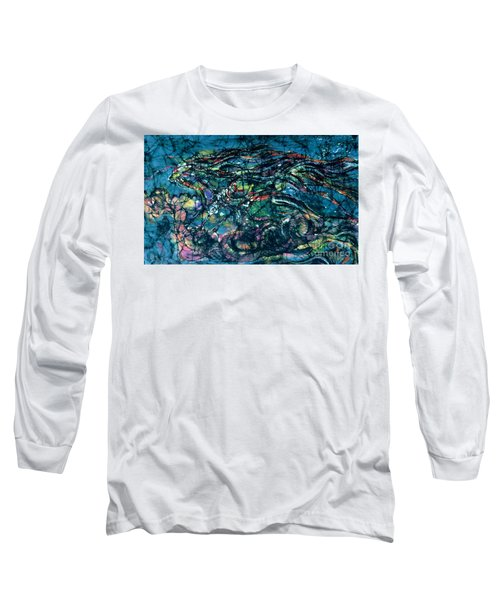 Ride The Wind Long Sleeve T-Shirt