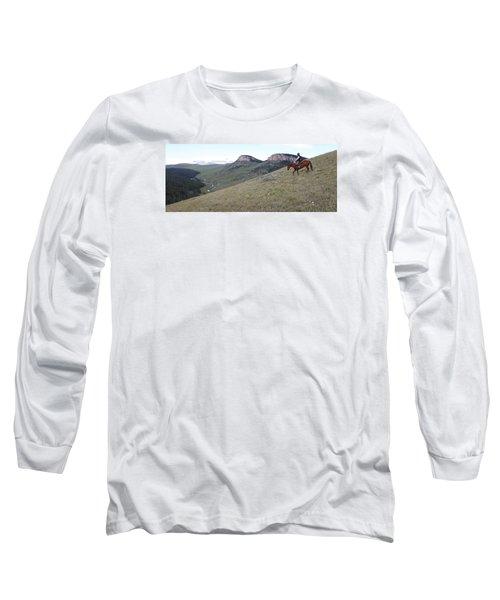 Ridge Riding Long Sleeve T-Shirt