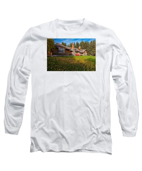 Riding Mountain National Park Long Sleeve T-Shirt