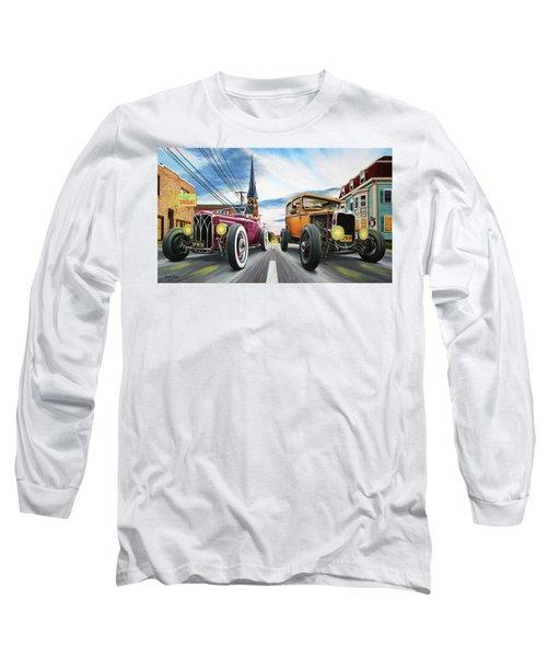Riff Raff Race 5 Long Sleeve T-Shirt