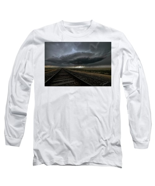 Right On Track Long Sleeve T-Shirt