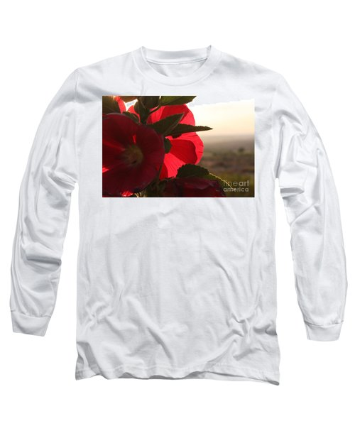 Right Turn On Red Long Sleeve T-Shirt