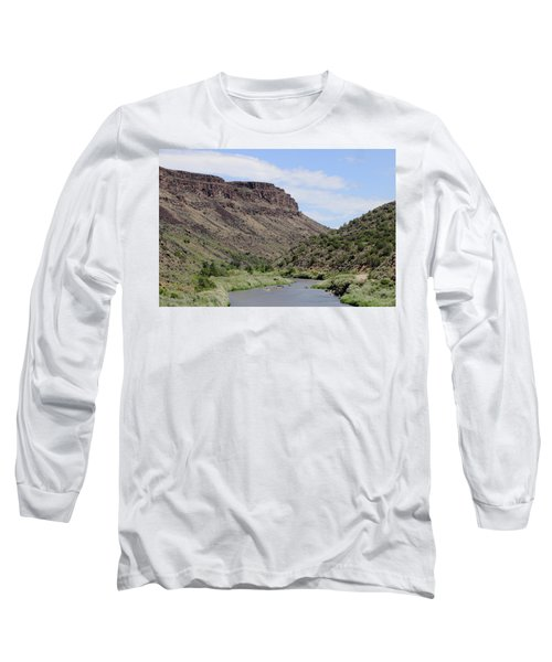 Rio Grande Del Norte Long Sleeve T-Shirt