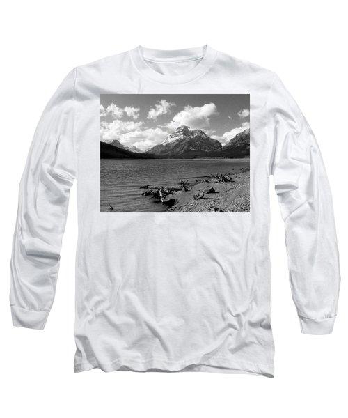 Rising Wolf, Two Med Shoreline Long Sleeve T-Shirt