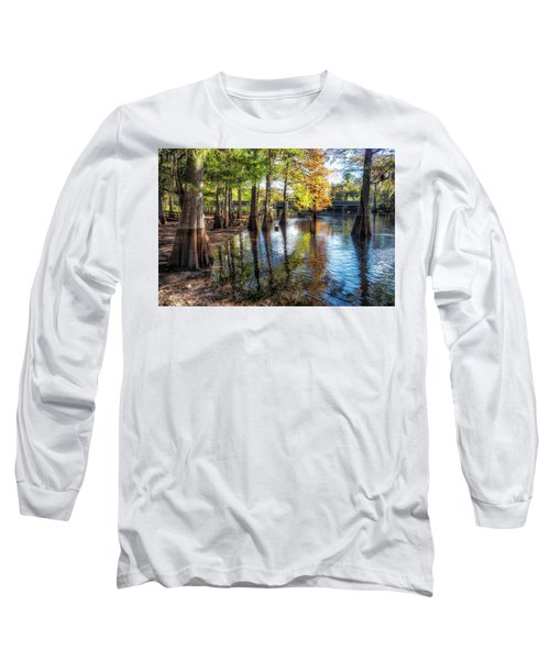 River Eeriness Long Sleeve T-Shirt