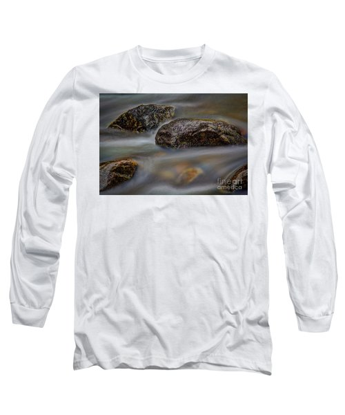River Magic 2 Long Sleeve T-Shirt by Douglas Stucky
