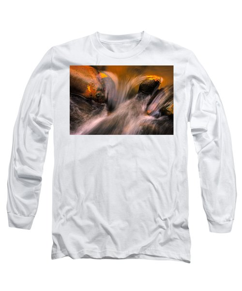 River Rocks, Zion National Park Long Sleeve T-Shirt