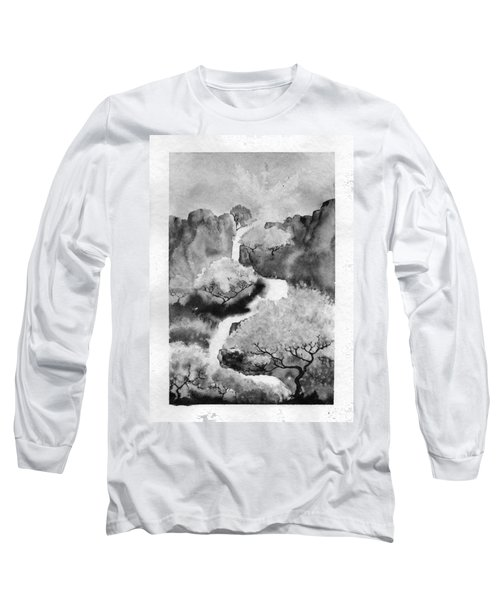 Riviere Celeste Long Sleeve T-Shirt