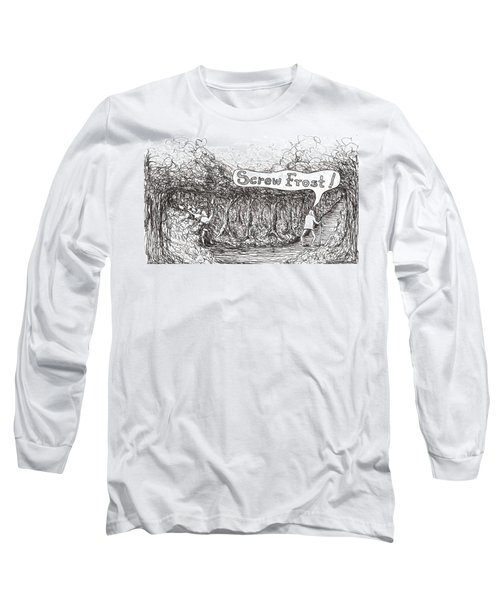 Road More Travelled Long Sleeve T-Shirt