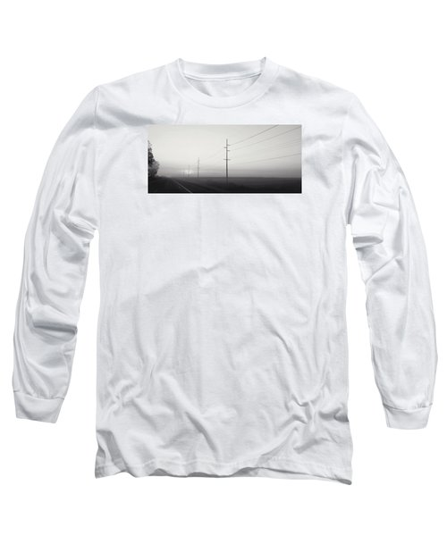 Road To Nowhere Long Sleeve T-Shirt by Sarah Boyd