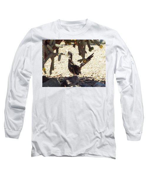 Roadrunners Shade-time Long Sleeve T-Shirt