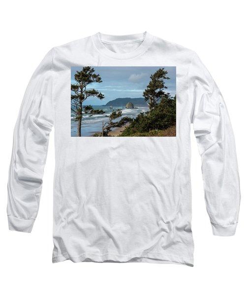 Roadside View Long Sleeve T-Shirt