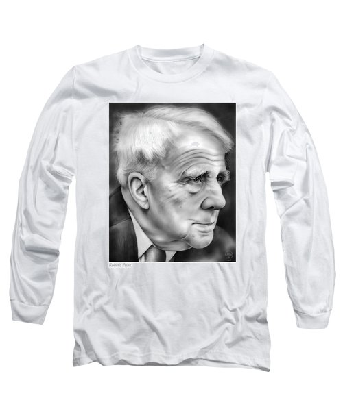 Robert Frost Long Sleeve T-Shirt