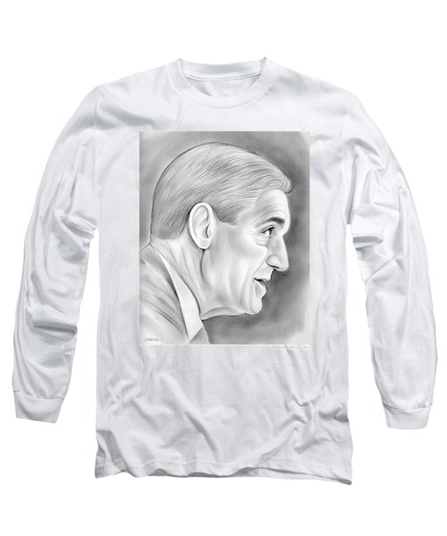 Robert Mueller Long Sleeve T-Shirt