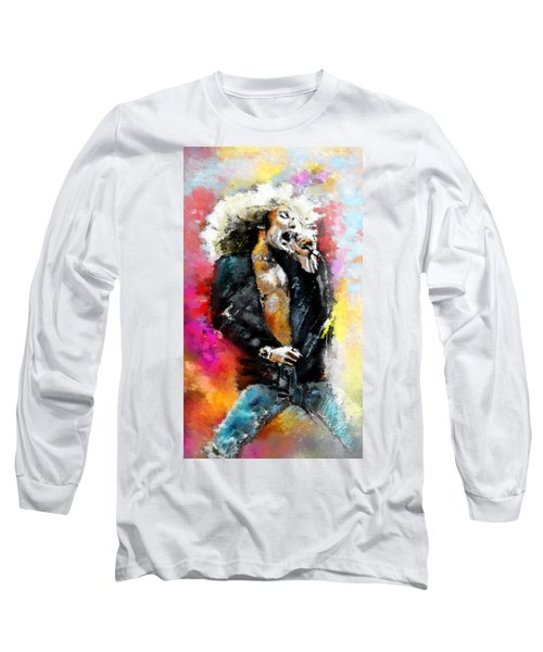 Robert Plant 03 Long Sleeve T-Shirt