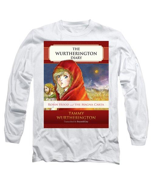 Robin Hood Cover Long Sleeve T-Shirt