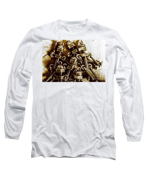 Roboltics Long Sleeve T-Shirt