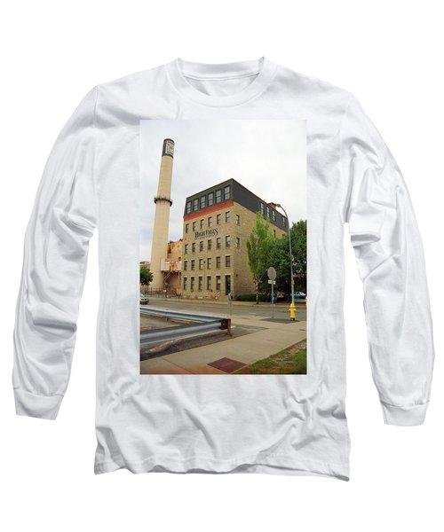 Rochester, New York - Smokestack 2005 Long Sleeve T-Shirt by Frank Romeo