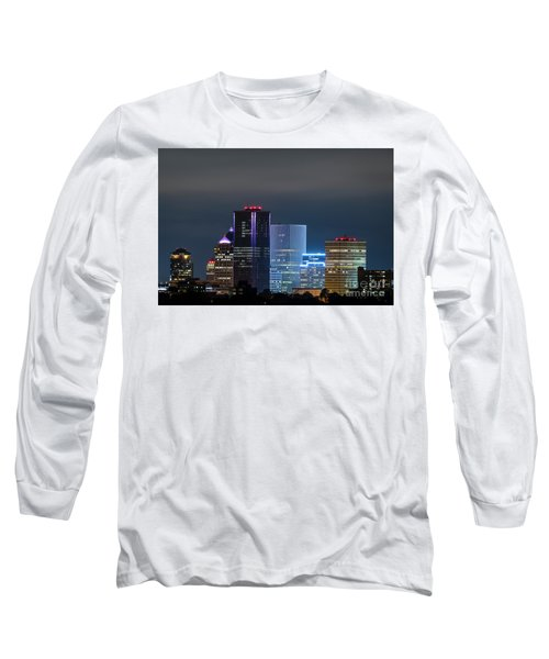 Rochester Ny Twilight Long Sleeve T-Shirt