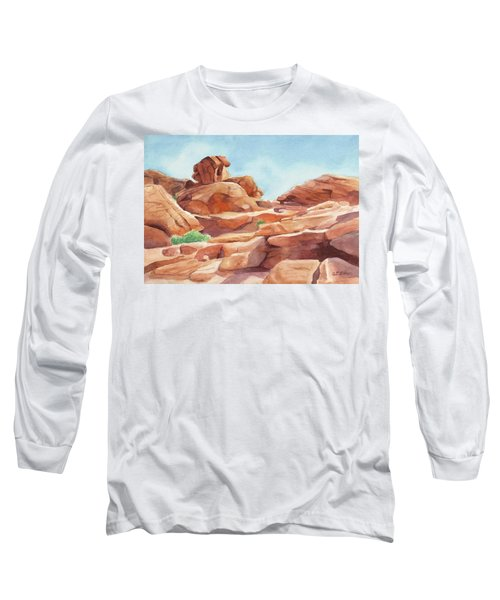 Rock Away Long Sleeve T-Shirt
