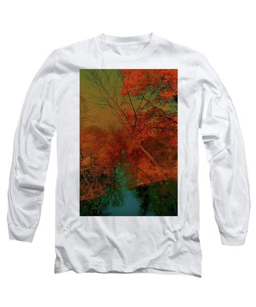 Rock Creek At M Long Sleeve T-Shirt