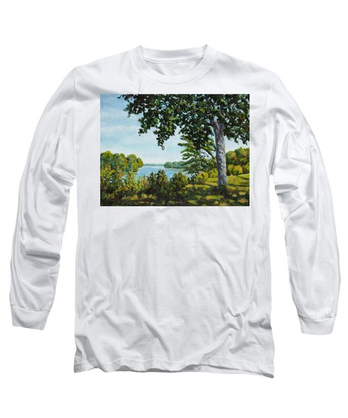 Rock Cut Long Sleeve T-Shirt