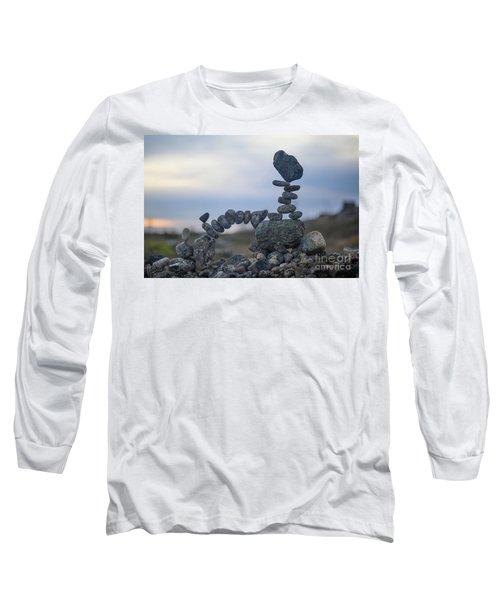 Rock Monster Long Sleeve T-Shirt
